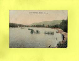 CHARAVINES Les BAINS - Le Lac - Charavines
