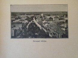 Bessarabia, Tarnopol Termopil  Ukraine - World War I -Grande Guerre 1914-18 Hungarian Print  3NH11.1 - 1914-18