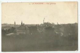 La Machine (58.Nièvre) Vue Générale - 269e D'Infanterie - Cachet Infirmerie - Santé - Militaria - La Machine