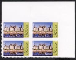 France 2015 - Yv N° 1115 ** - Château De Chambord (adhésif Pro) - Frankrijk