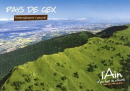 """Pays De Gex. """"Intensément Nature"""". L'Ain. Luxe Naturel. Réserve Naturelle De La Haute Chaîne Du Jura (Creux De L'Envers) - Gex"""