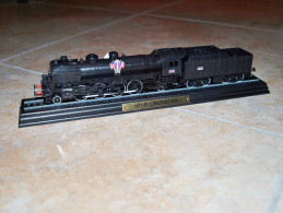 Maquette Plastique - Locomotive 141-R-466 - Trains électriques