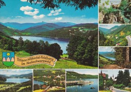 C P M---ALLEMAGNE---TITISEE---multivues---voir 2 Scans - Titisee-Neustadt