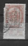 1937B Brussel - Voorafgestempeld