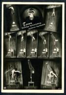 TERON _2, Mann Ohne Schwerkraft, Equilibristik, Artist, Österreich, Ca. 1954 - Identifizierten Personen