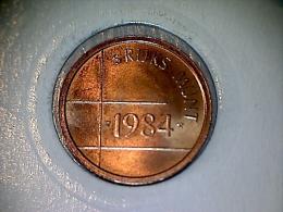 Nederland - Medaille - Rijks Munt 1984 - Netherland