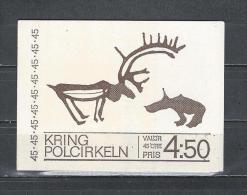 Zweden 1970 - Yv. Boekje C657 - Michel MH25 Gest./obl./used - 1951-80