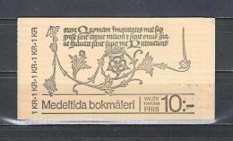Zweden 1976 - Yv. Boekje C948 - Michel MH59 Gest./obl./used - 1951-80