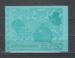 Zweden 1977 - Yv. Boekje C985 - Michel MH64 Gest./obl./used - 1951-80