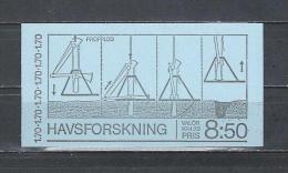 Zweden 1979 - Yv. Boekje C1060 - Michel MH74 Gest./obl./used - 1951-80