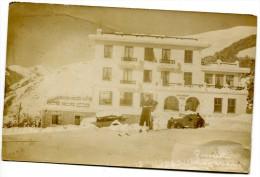 Pyrénées Atlantiques Carte Photo GOURETTE Hôtel Edelweiss  .... Cl - Other Municipalities