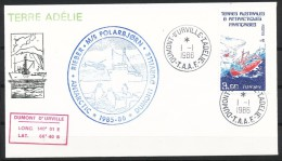 Franz.Gebiete I.d.Antarktis - Mi.Nr .     213      Gestempelt -     FDC - FDC