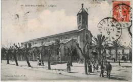 Afrique Algérie  Sidi Bel Abbès L'église - Oran