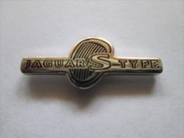 Jaguar S-Style Anstecknadel - Jaguar