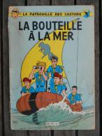 La Patrouille Des Castors -   5 - La Bouteille à La Mer - Mitacq Et Charlier - Patrouille Des Castors, La