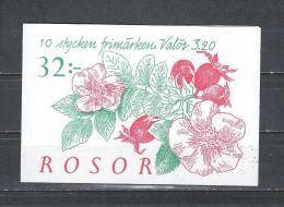 Zweden 1994 - Yv. Boekje C1807 - Michel MH192 Gest./obl./used - Carnets