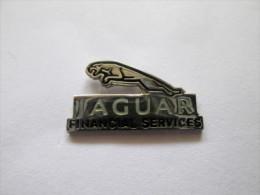 Jaguar Financial Services Pin Ansteckknopf - Jaguar