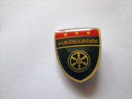 Karmann Pin Ansteckknopf Lackiert - Pin's & Anstecknadeln