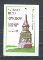 Zweden 1997 - Yv. Boekje C1958 - Michel MH223 Gest./obl./used - Carnets