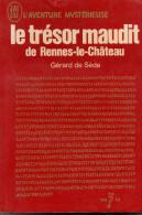 "J´ai Lu  A 196 - 1971 -  Gérard De Sède "" Le Trésor Maudit De Rennes-le-Château - TBE - Adventure"