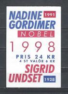 Zweden 1998 - Yv. Boekje C2064 - Michel MH246 Gest./obl./used - Carnets