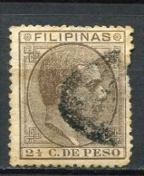 Filipinas 1880. Edifil 58 Roto Usado. - Philipines