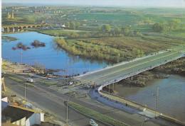 Ph-CPSM Espagne Salamanca (Castilla Y Leon) Puente Manuel Sanchez Fabres - Salamanca