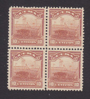 Cuba, Scott #237, Mint Never Hinged, Cane Field, Issued 1905 - Cuba