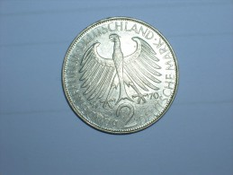 2 Mark (Max Plank) 1970 G (5509) - [ 7] 1949-… : RFA - Rep. Fed. Alemana