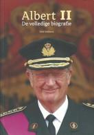 Boek - Royals - Koningshuis - Koning - King - Albert II De Volledige Biografie - Culture