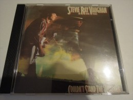 Stevie Ray Vaughan & Double Trouble - Couldn't Stand The Weather - Epic 465571 2 Austria - Blues
