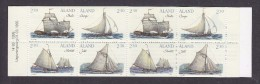 Aland Finland 1995 Ships Booklet   Mi#MH3 MNH - Aland