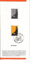 BELGIË - OBP - 1983 - Nr 2107 (KERSTMIS) - Storia Postale