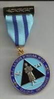 """Médaille Franc-maçonnerie """"ORIENT DE MONTPELLIER"""" - Religion & Esotericism"""