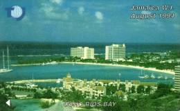 TELECARTE JAMAIQUE J$200  Ocho Rios Bay  VILLE TOWN - Jamaica