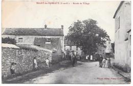 MAGNY LES HAMEAUX - Entrée Du Village - Magny-les-Hameaux