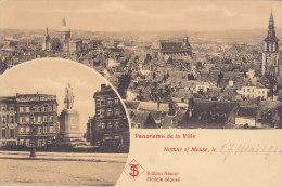 Namur - Panorama De La Ville (Namiur Sur Meuse 1912) - Namur