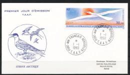 Franz.Gebiete I.d.Antarktis - Mi.Nr .     270       Gestempelt -     FDC - FDC