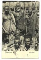 Zanzibar, Convicts,    (bon Etat) - Altri