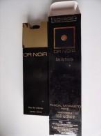 VINTAGE :  VOYAGE OR NOIR EAU DE TOILETTE PASCAL MORABITO PARIS - Fragrances (new And Unused)