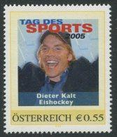 ÖSTERREICH / PM Tag Des Sports 2005 / Dieter Kalt - Eishockey / Postfrisch / MNH /  **
