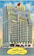 Amérique - Etats-Unis - New York - Hotel Dixie - Time Square