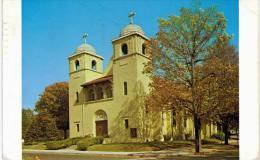 Amérique - Etats-Unis - Danville - Saint Paul's Catholic Church - Etats-Unis