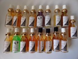 RARE: COFFRET DE 17 VAPORISATEURS DE GIORGIO STRELLI  PARFUMS PARIS - Fragrances (new And Unused)