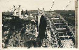 ALLONZIER La  CAILLE  ,NOUVEAU  PONT De La CAILLE -   Travaux  De  Fabrication - Annecy