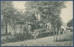 Bückeburg Forsthaus Harrl Gelaufen 1913 (AK63) - Bueckeburg