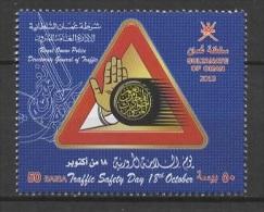 Oman (2013)  - Set -   /  Trafico - Traffic Safety - Other
