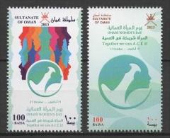 Oman (2013) - Set -  /  Femmes - Women - Woman - Mujer - Unclassified