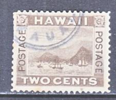 HAWAII  75    (o) - Hawaii