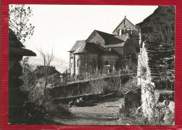 France - Dépt 15 - DIENNE  - Alt. 1050 - Eglise Romane Du XIIè S - France